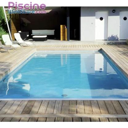 Kit piscine en blocs de polystyrène