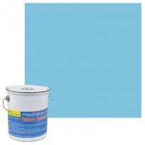 Peinture acrylique bleu clair pour piscine