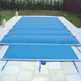 Bâche à barres Securit Pool Summum Flex (au m2)